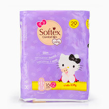 Slim with Wings 29cm (16 pads) by Softex