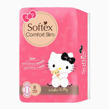 Slim with Wings 23cm (8 pads) by Softex
