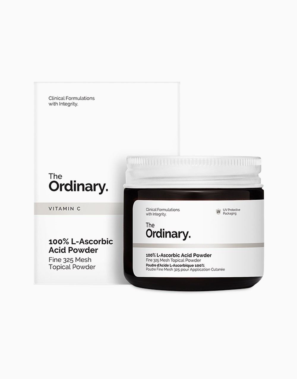 100% L-Ascorbic Acid Powder by The Ordinary