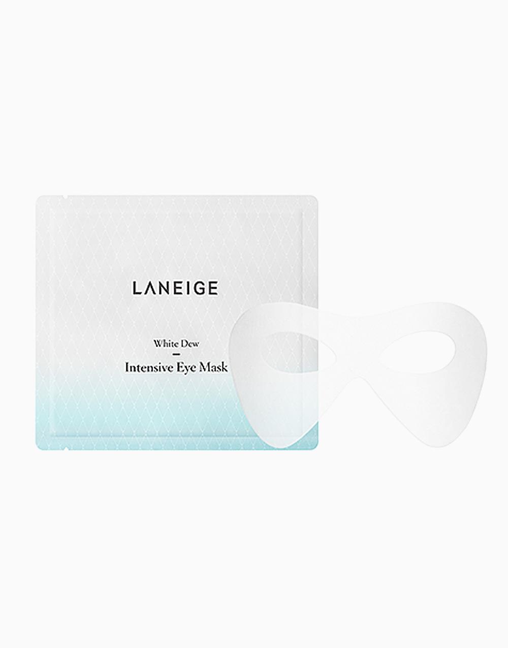 White Dew Intensive Eye Mask by Laneige