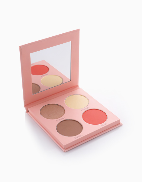 GT on the Glow Kit by GT Cosmetics | Coral