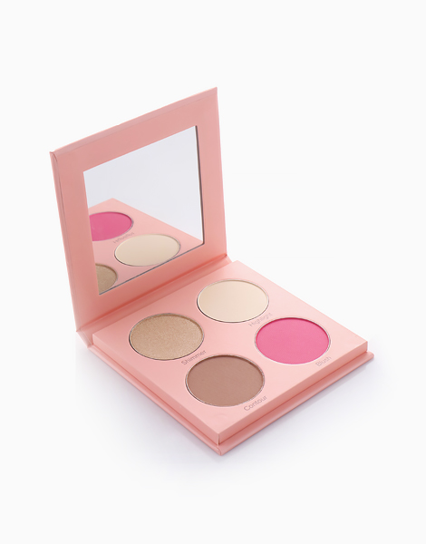 GT on the Glow Kit by GT Cosmetics | Rose