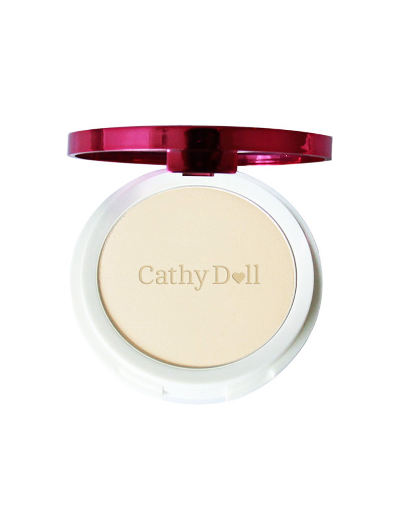 Speed White CC Powder Pact SPF 40 PA+++ by Cathy Doll | Light Beige