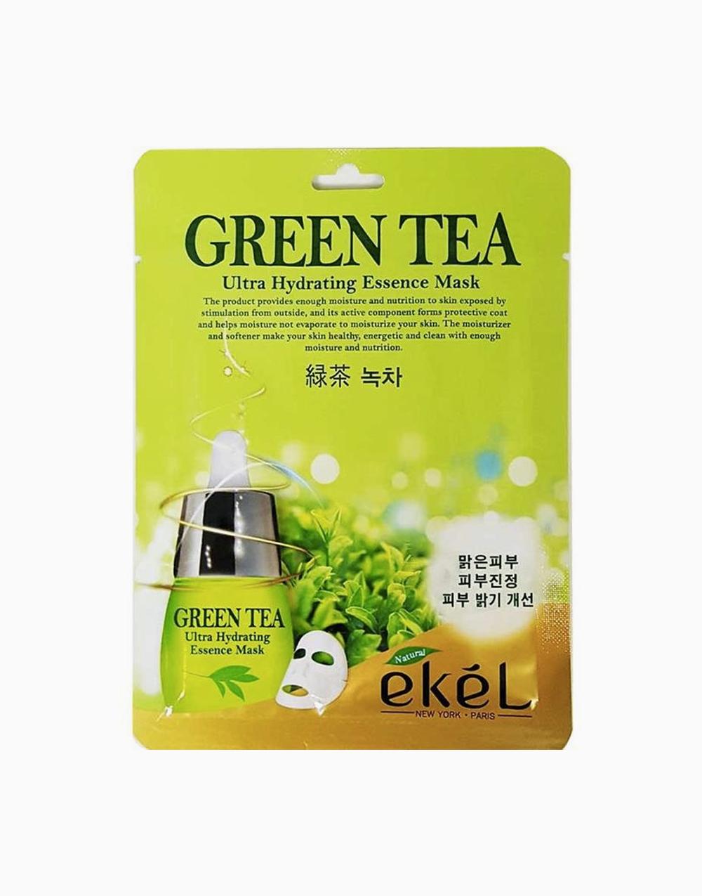 Green Tea Mask by Ekel