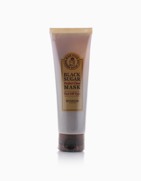 Black Sugar Perfect Clear Peel Off Mask by Skinfood