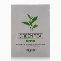 Green Tea Mask Sheet by Skinfood
