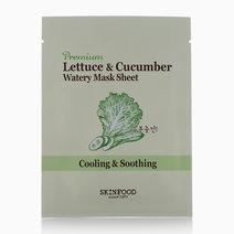 Premium Lettuce&Cucumber Mask by Skinfood