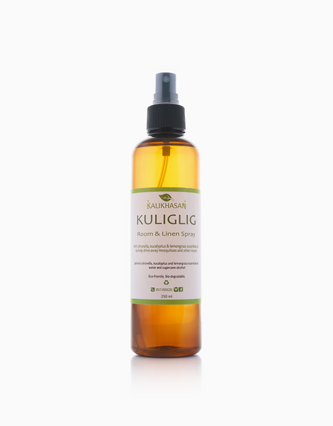 Kuliglig Room and Linen Spray (250ml) by Kalikhasan Eco-Friendly Solutions