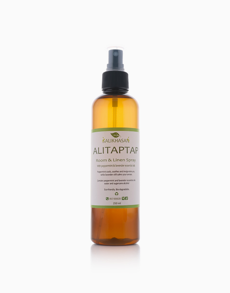 Alitaptap Room and Linen Spray (250ml) by Kalikhasan Eco-Friendly Solutions