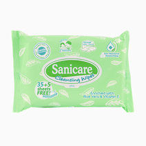 Sanicare cleansing wipes 40s