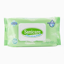 Sanicare cleansing wipes 80s