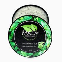 Aloe Peppermint Scrub by MADs Essentials