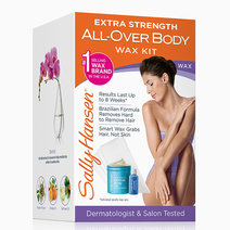 Extra strength all over body wax