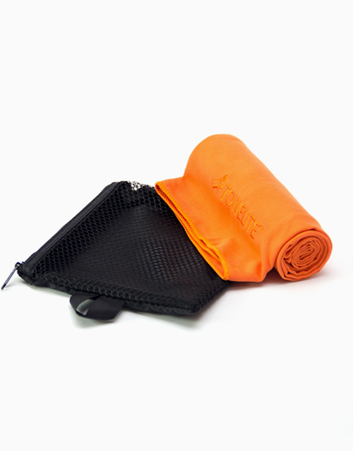Sports Towel (18 x 36in) by Towelite   Orange