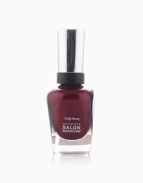 Complete Salon Manicure by Sally Hansen® | Wine Not