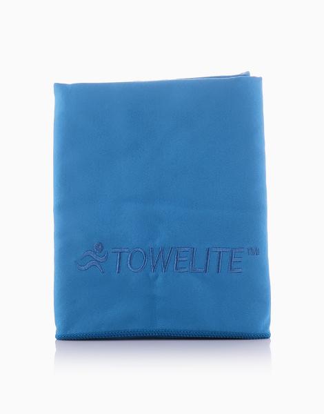 Bath Towel (24 x 48in) by Towelite   Blue