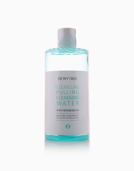 The Clean Lab Pulling Cleansing Water by Dewytree
