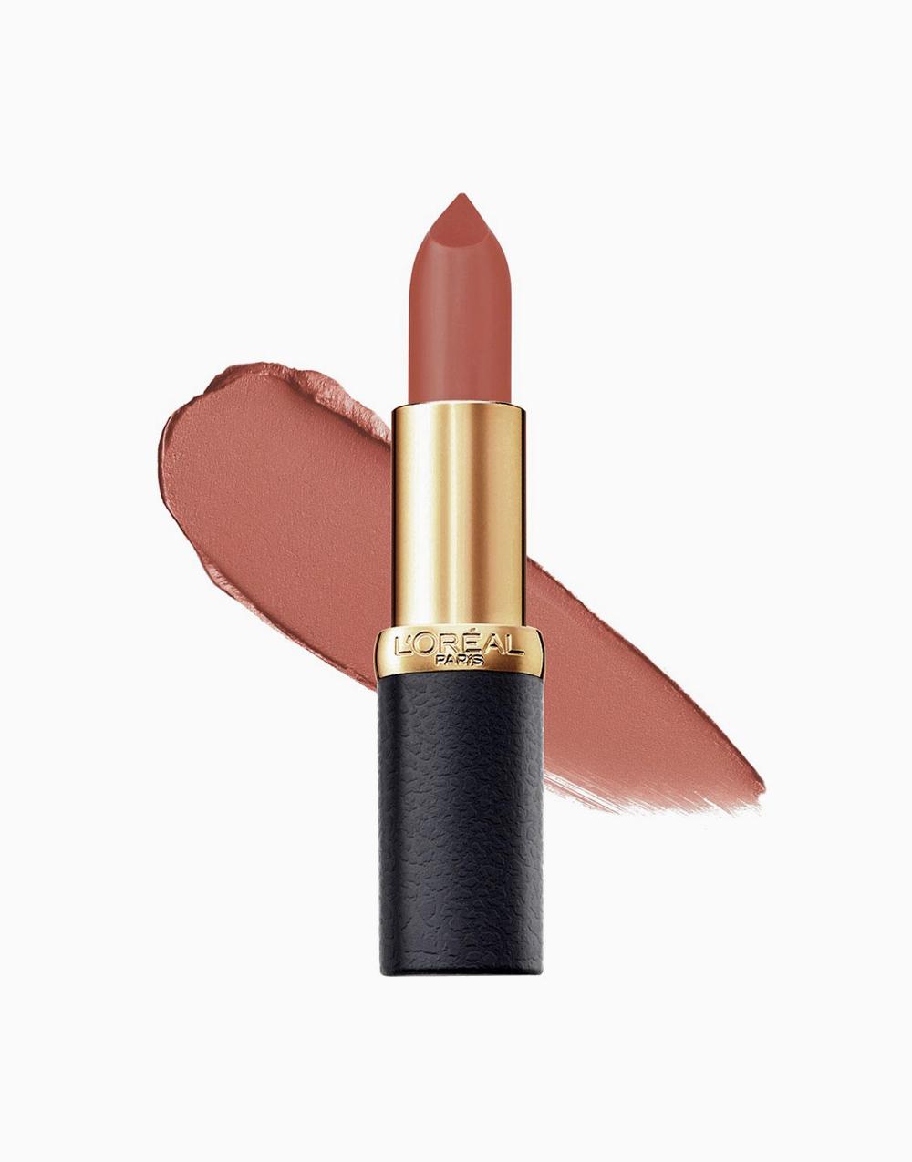 Color Riche Mattes by L'Oréal Paris | Rouge A Porter