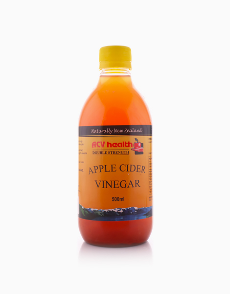 Double Strength Apple Cider Vinegar by ACV Health