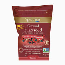 Ground Flaxseed with Berries by Spectrum