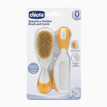 Chicco brush   comb %28orange%29