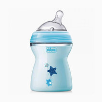 Chicco natural feeling feeding bottle 2m  250ml %28blue%29