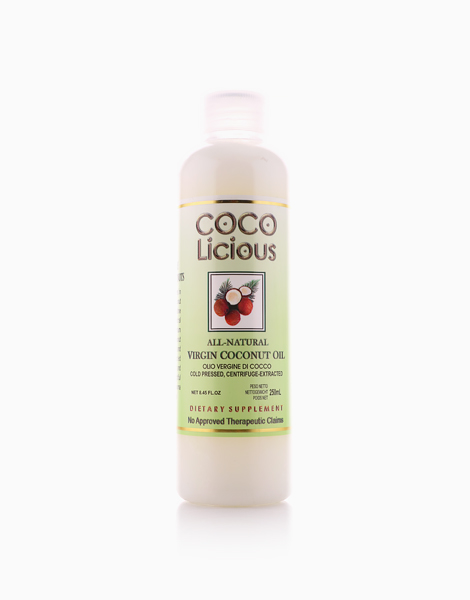Cocolicious All Natural Virgin Coconut Oil by Cocobody