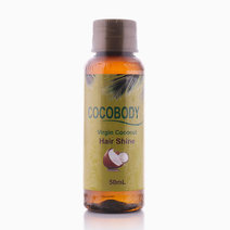 Virgin Coconut Hair Shine by Cocobody