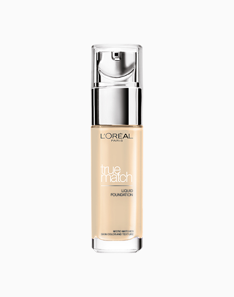 True Match Liquid Foundation by L'Oréal Paris | N3 Nude Vanilla