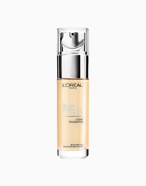 True Match Liquid Foundation by L'Oréal Paris | G2 Gold Porcelain