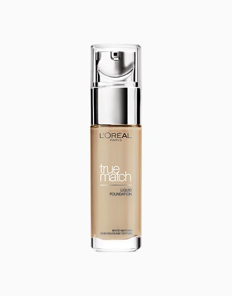 True Match Liquid Foundation by L'Oréal Paris | N4 Nude Beige