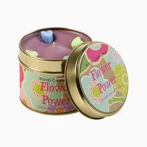 Bombcosmetics flower power candle