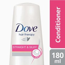 Conditioner Straight & Silky 180ml by Dove