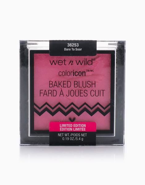Color Icon Baked Blush by Wet n Wild   Dare to Soar