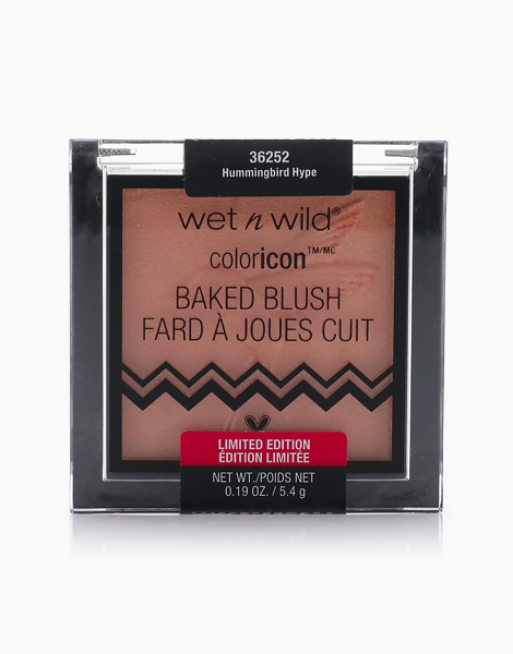 Color Icon Baked Blush by Wet n Wild   Hummingbird Hype