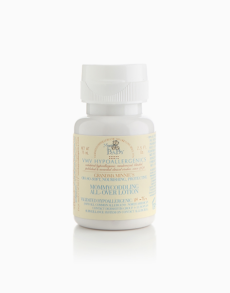 Grandma Minnie's Mommycoddling All-Over Lotion (75ml) by VMV Hypoallergenics