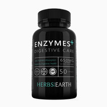 Premium Digestive Enzymes+ by Herbs of the Earth