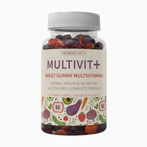 Complete Multivitamin Adult Gummies (90 Gummies) by Herbs of the Earth