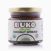 Organic Coconut Spread (120g) by Buko Foods