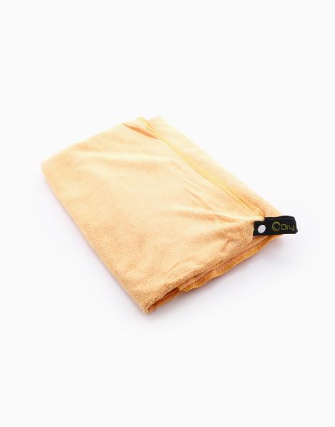 Dry n' Lite Microfiber Body Towel by Dry N' Lite Microfiber | Yellow