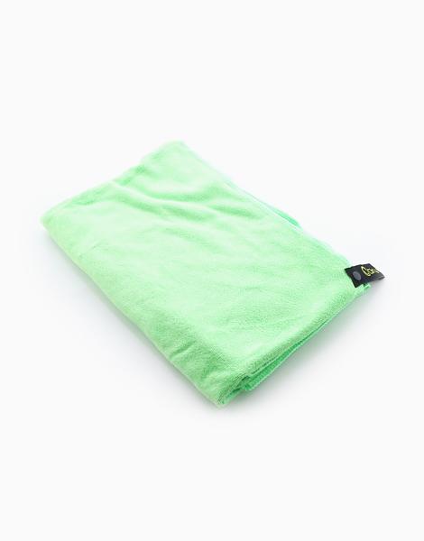 Dry n' Lite Microfiber Body Towel by Dry N' Lite Microfiber | Green