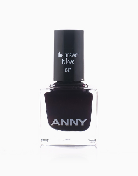 Nail Polish by Anny | THE ANSWER IS LOVE