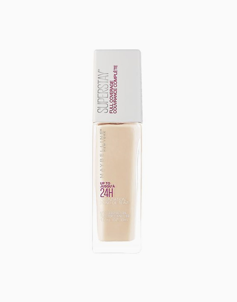 Super Stay 24H Full Coverage Foundation by Maybelline |