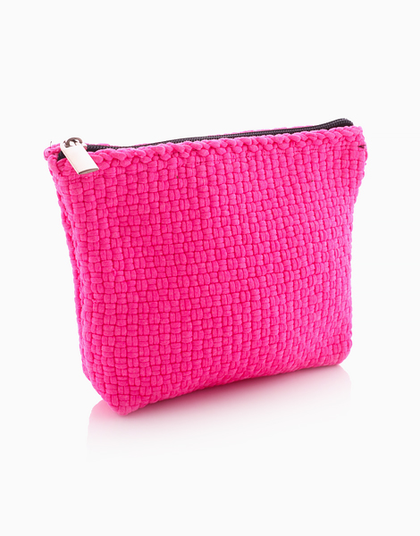 Cosmetic Pouch by Habi Lifestyle | Pink