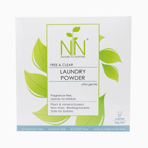 Nature to nurture free   clear laundry powder ultra gentle 1kg