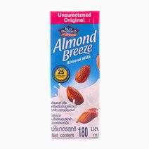 Almond Breeze Unsweetened Original by Blue Diamond