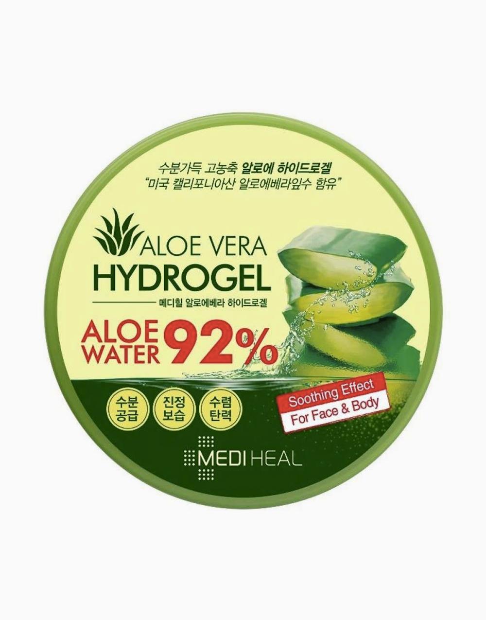 Aloe Vera Soothing Hydrogel (300ml) by Mediheal