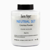 Neutral Set Colorless Face Powder by Ben Nye