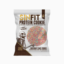 Birthday Cake Protein Cookie (78g) by Sinfit