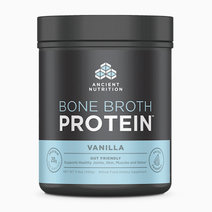Ancientnutrition bone broth protein 504g vanilla